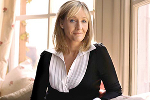 Rowling, J.K. - Foto Richard Young